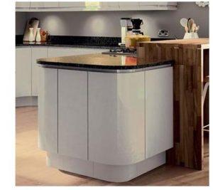 Pronto Lacarre Kitchen in gloss white