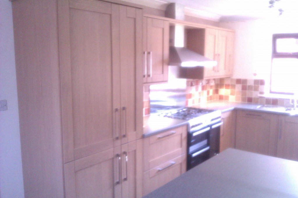 Howdens Kitchen Fitted In Trimley St Mary Suffolk By Cotterell Carpentry Cotterell
