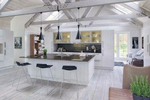 Opengrain White Venice Kitchen